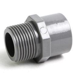 PVC mixte rapide joint coudé 90° Tee PVC
