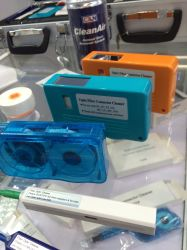 Connecteur en fibre optique Outil de nettoyage de type cassette