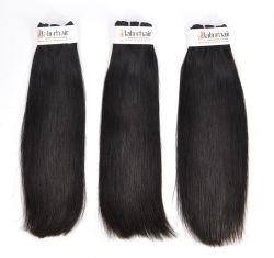 Cheveux bruts droites péruvien vierge pour les détaillants (Grade 9A)
