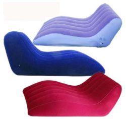 PVC inflable de la S-Dimensión de una variable que se reúne la silla de la honda