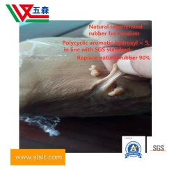 Venta directa del fabricante de goma de caucho natural de protección del medio ambiente renovables 3L estándar goma