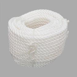 Polypropyleen 4mm de Dubbele PE van de Polyester van de Vlecht Nylon Vlakke Prijs van de Kabel