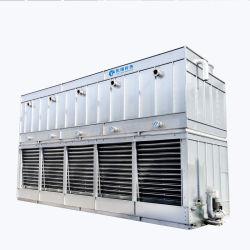 Allen Stahlgegenfluß/aktuellen geschlossenen Stromkreis/Schleifen-nasse Luft/Verdampfungs-/Wasserkühlung-Aufsatz quadrieren