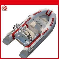Marcação costela360c rígida inflável barco de pesca auto-infláveis barco para venda