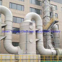 TD-industrielles Handelsluft-Wäscher-Abgas-Rauchgas-Netzanschluss-Zange-Behandlung-System