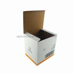 Contenitore duplex ondulato utilizzato marchio su ordinazione di scatola della posta forte per la specifica di trasporto