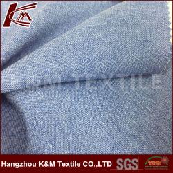 Tecido de poliéster 600d 100% poliéster catiónicos Planície de tecido