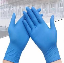 Il lattice libero dei Esame-Guanti dei guanti del nitrile del vinile della polvere dei guanti a gettare libera, antiallergico, resistente all'uso