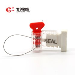 Jcms006高い安全性の錫の水鉛電気アルミニウムワイヤーメートルのシールのための物質的なメートルのシール