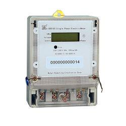Hoge Enige Fase Twee van de Nauwkeurigheid de Digitale Elektrische Meter van Draden
