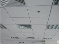 603*1212mmの鉱物のファイバーによって中断される音響の天井のタイル