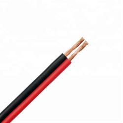 Cavo per altoparlanti a isolamento in PVC a due conduttori da 0,5sqmm 0,75mm 1 mm 1,5mm