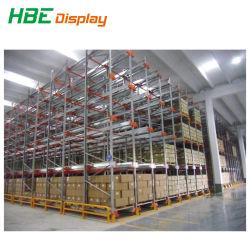 Rack pallet per magazzino personalizzato regolabile