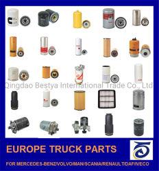 /Filtre à carburant du filtre à air/filtre à huile pour le camion auto voiture Mercedes-Benz/Volvo/MAN/Scania/Renault/DAF/Iveco// Isuzu Mitsubishi//Hino Hyundai/usine de Toyota/BMW de la Chine