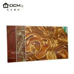 Formaldehyde-Free MGO matériaux décoratifs pour l'intérieur Revêtement mural
