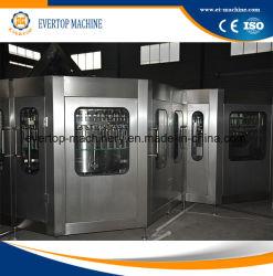 Le Plastique Bouteille PET CSD Boissons gazeuses boissons Botling Machine de remplissage// Ligne de production monobloc