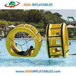 Nouvelle conception de l'eau gonflable Rouleau, roue de rouleau d'eau pour les sports nautiques