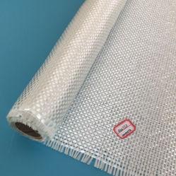 torcitura tessuta fibra di vetro di vetro molle del panno della vetroresina di 400G/M2 600g 800g E per il comitato della vetroresina della trasparenza della costruzione FRP della barca