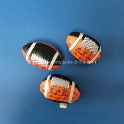 Chico Juego de juguetes de PVC de 5cm hacer malabarismos con pelotas de fútbol