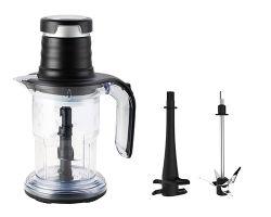 Su uso en casa de 600 vatios eléctrico Aparato de Cocina Cortador de alimentos con una mezcla