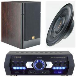 Wireless Multimedia Home / Caixa de som do carro