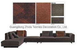 Textiles Zhida 100 % polyester Tissu Chenille Home Textile canapé