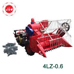 moteur diesel 4LZ-0.6 Agriculture Machinery Mini moissonneuse-batteuse Riz 2019