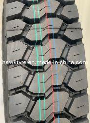 Pneu de mineração OTR Factory HK859 Llantas Radial Superhawk Pneus de Caminhão 11R22.5 12.00r20 295/80R22.5 315/80R22.5 13R22.5 Neumaticos/pneumáticos