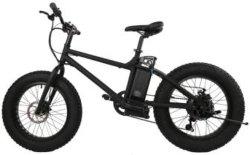 20дюйма Ebike 7 Скорость Mini E велосипед Широкая шина