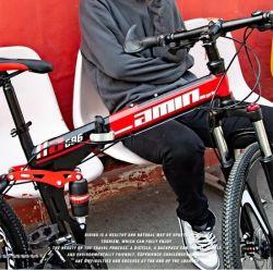 시스템 산 Foldable 스포츠 자전거 도시 동향 변하기 쉬운 속도 자전거 24, 26 인치를 감쇠하는 우수한 브레이크