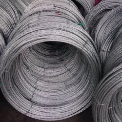 8.5Mm (7x2.1mm) Bovins Yard Brin de fil en acier