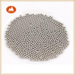 Billes en acier inoxydable 9,5 mm 9.525mm 9.922mm 10mm 10.319mm 11mm pour contacteur du distributeur de roulement du matériel en plastique de l'aérospatiale de l'aviation Machine à laver réfrigérateur