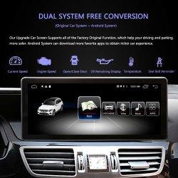 Para 2013 2014 2015 2016 2017 2018 2019 LHD Benz W212 Ecrã Táctil Android Market 8.0 64G HD Aluguer de navegação por GPS