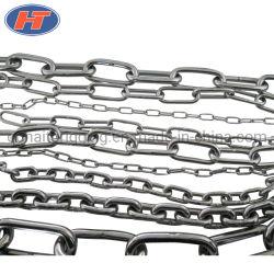 Professional fabricant des chaînes à maillons en acier inoxydable