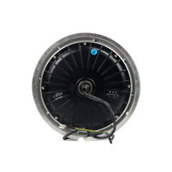14polegadas 48V 500W 1000W BLDC Motor do cubo para E-bike motociclo eléctrico da parte traseira do cubo de acionamento do motor de travão