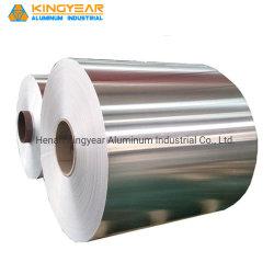 1050 1060 1070 1100 3003 3105 5052 de Aluminio Anodizado/Mill acabados de aluminio/bobina de aluminio