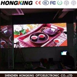 LED de alta calidad de la fábrica de Shenzhen P6 Panel de pantalla LED