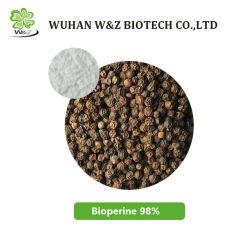 98% de alta qualidade Bioperine Extrato de Pimenta Preta