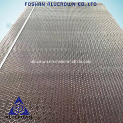 Alliage d'aluminium de base Honeycomb AA3003h18