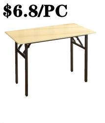 Muebles de interiores moderno reunión de Capacitación Equipo Comedor mesa plegable