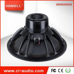 Altavoz activo 21'' Altavoz Subwoofer de neodimio de 4400 Vatios Pro Audio Sistema de sonido.