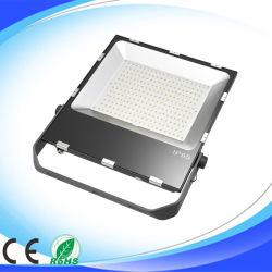 No exterior de alumínio IP65 alto lúmen Floodlighting LED 10W 20W, 30W, 50W, 70W 100W 150W 200W