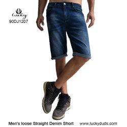 Nouveau mode d'hommes coton Panst Jeans Court