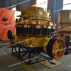 Pays-bas Sysmons des équipements de concassage de béton de l'écrasement de cône
