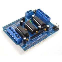 Щиток привода электродвигателя плата расширения L293D для Arduino