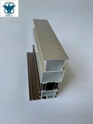 Aluminium Extrusieprofiel bij afwerking van PVDF-coating