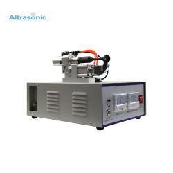 Meistverkauftes Produkt mit konkurrenzfähigem Preis 28kHz Ultraschall Schneiden und Versiegelung Maschine für Gewebe ohne Gewebe