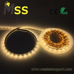 Striscia luminosa a LED flessibile personalizzata CCT 2800-7000K per Luce display illuminazione armadio