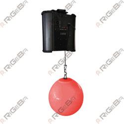 디스코 DMX LED 리프팅 볼 키네틱 플라잉 윈치 크리스탈 조명 시스템