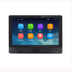 Digitaler Bilderrahmen mit 10-Zoll-Android WiFi-Touchscreen